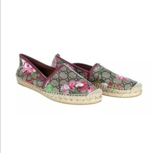 Gucci Blooms GG Espadrilles